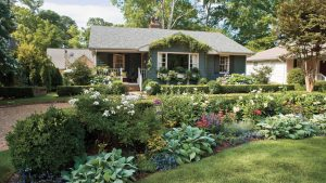 Increase Your Landscape Patio Design With Outside Landscaping Plants