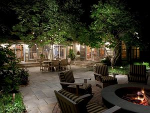 Outside Landscaping Lights Increases Property Value