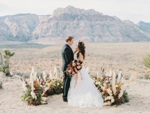 4 Outdoor Locations to Prefer If Planning a Las Vegas Wedding Elopement