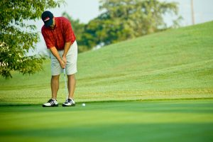 Improve Your Golf Game – 3 Steps Forward, 1 Step Back